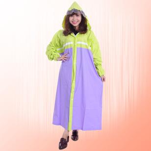 Áo mưa dây kéo - Phù hợp cả Nam & Nữ
