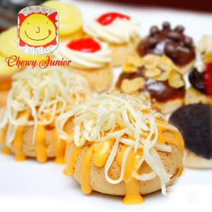 Voucher thưởng thức Bánh Singapore Chewy Junior