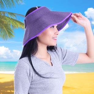 Nón đi biển sắc màu mùa hè