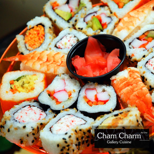 Khaisilk - Cham Charm International Buffet Tối