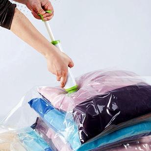 4 túi hút chân không giúp bảo quản đồ đạc