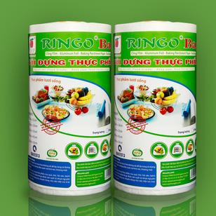1kg túi đựng thực phẩm Ringo 30 x 45cm