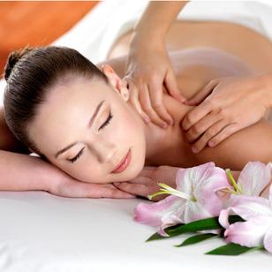 Massage body (Thái/Nhật) hoặc Chăm sóc da mặt