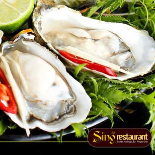 Buffet Nướng Lẩu tại Sing Restaurant - Royal City