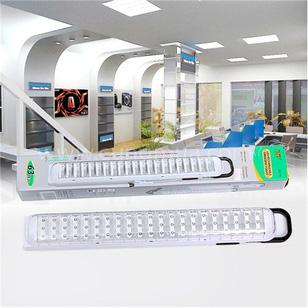 Đèn Led sạc 63 bóng HK715