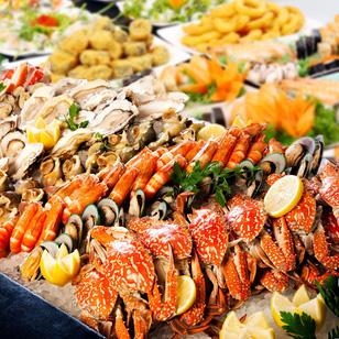 Buffet Sea One- Khám phá ẩm thực xuyên quốc gia