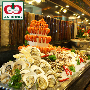 Buffet Windsor Plaza Hotel - 5 sao (Trưa CN)