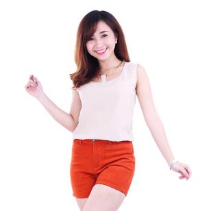 Quần short Jean nữ lưng cao tại Hồ Chí Minh