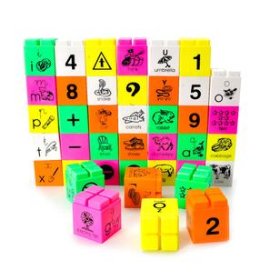 Bộ ráp chữ và số thông minh cho bé 2 tuổi trở lên
