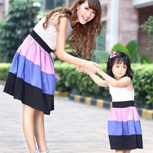 Combo Đầm cho mẹ và bé