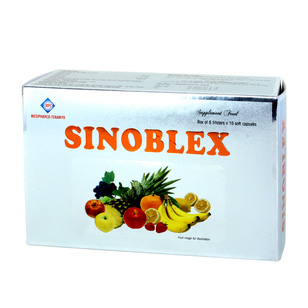 Hỗ trợ miễn dịch, tăng chuyển hóa và hấp thụ với Sinoblex tại Hà Nội