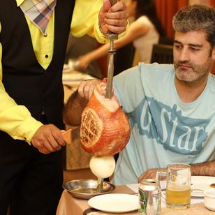 Buffet tối thịt nướng Brazil Churrasco