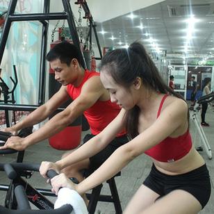 Thẻ Tập GYM 1 Tháng Tại Quốc Thi Fitness