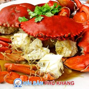 Buffet tối nhà hàng Phú Khang