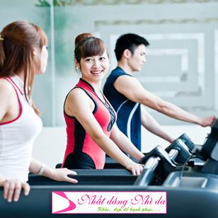 Thẻ Membership Tập Gym 1 Năm Tại Nhất Dáng Nhì Da
