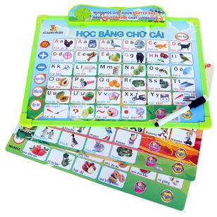 Bảng điện tử thông minh cho bé