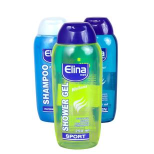 Combo 3 chai dầu gội và sữa tắm Elina xuất xứ Đức