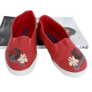 Giày vải cho bé gái