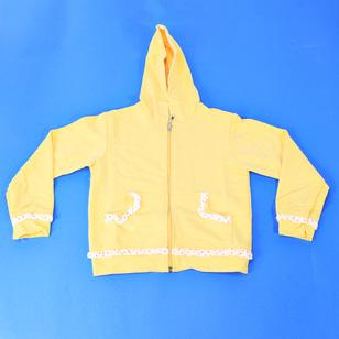 Áo khoác thun cotton cho bé - màu vàng tại Hồ Chí Minh