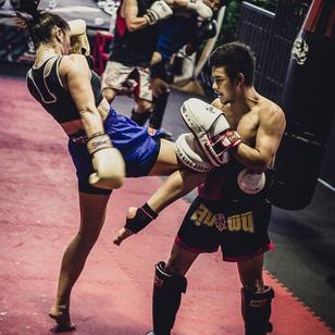 Vietfighter Gym - Thẻ tập trọn gói các dịch vụ