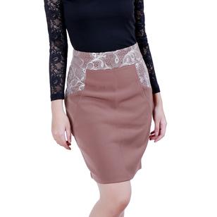 Váy juyp thương hiệu Lamer hai mẫu thời trang