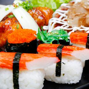 Buffet SUSHI và món ăn chơi Nhật Bản tại Hồ Chí Minh
