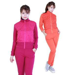 Thu đông ấm áp với bộ đồ kéo khóa in hình xốp tại Hồ Chí Minh