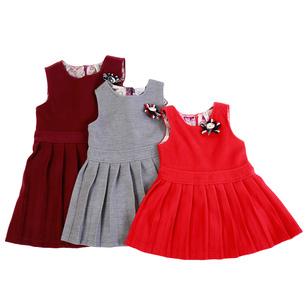 Váy dạ xếp ly xinh yêu