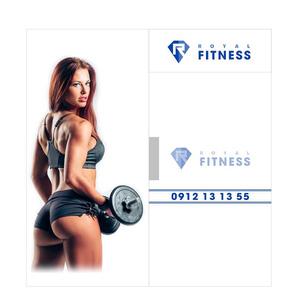 Thẻ Tập Gym 1 Tháng Tại Royal Fitness