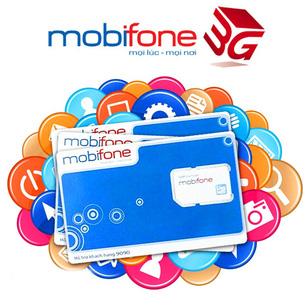 Sim 3G Mobifone - Tặng 2,4GB tháng đầu tiên