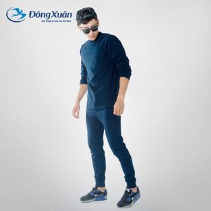 Bộ quần áo thu đông cho nam - Dệt kim Đông Xuân