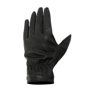 Găng tay giả da sần lót lông màu đen nam tính tại Đà Nẵng