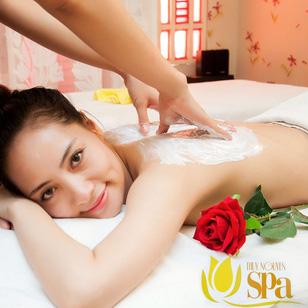 Massge body Nhật, Foot Massage, Chăm sóc da