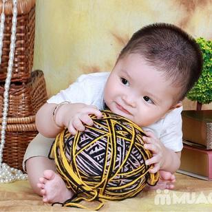 Gói chụp ảnh cho bé tại Chibi Studio