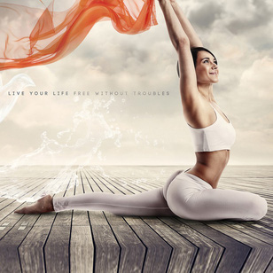 Yoga Tại Phòng Tập Tiêu Chuẩn 5 Sao, Chuyên Gia Ấn Độ