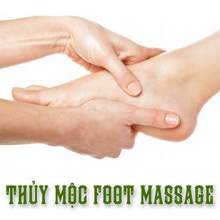 Foot/Body massage tại Thủy Mộc Foot Massage