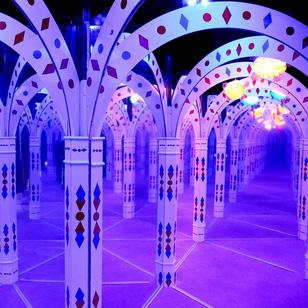 2 Vé Khám Phá Mê Cung Mirror Maze Tại Times City
