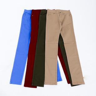 2 quần  kaki chun hàng Việt Nam cho bé
