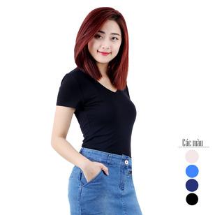 2 áo phông giấy hàng Việt Nam cho bạn gái