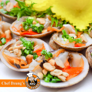 Buffet lẩu nướng cao cấp buổi trưa tại nhà hàng Chef Dzung