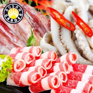 Thỏa thích ăn lẩu nướng Busan Hàn quốc
