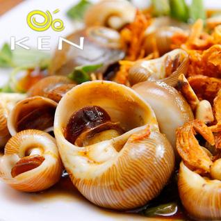 Set 04 món ốc & hải sản đặc biệt tại Quán Ốc Ken