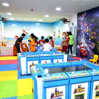 10 Vé vào cửa khu vui chơi trẻ em Mr Ket - Thiên đường dành cho trẻ em với nhiều đồ chơi và khu vực giải trí phong phú, đầy thú vị.