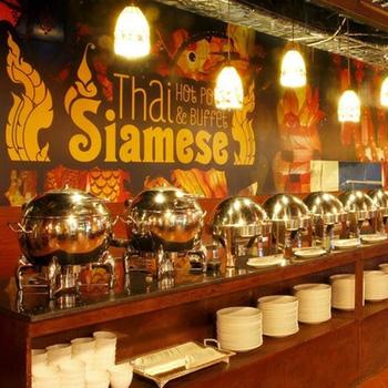 Buffet Nhà Hàng Lẩu Thái Siamese Royal City