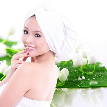 Tắm trắng công nghệ Nano Whitening kết hợp chăm sóc làm trắng da mặt (120 phút) - TMV Hoàng Mai