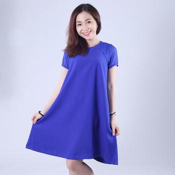 Đầm Oversize tay ren Tinana