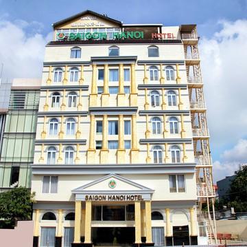 Sài Gòn Hà Nội Hotel 3* HCM - Có Hồ Bơi - Gần sân bay Tân Sơn Nhất tại Hà Nội