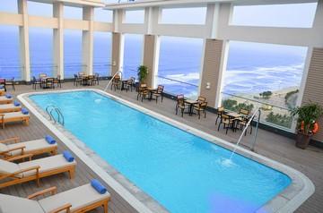 Diamond Sea Hotel 4* Đà Nẵng - Đối diện biển Mỹ Khê xinh đẹp tại Đà Nẵng