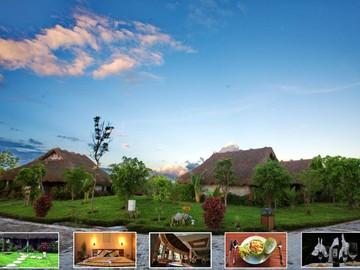 Cúc Phương Resort & Villas 4 sao - Ấn tượng với không gian xanh mát tại Hồ Chí Minh