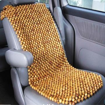 Đệm ghế ô tô bằng gỗ Pơmu